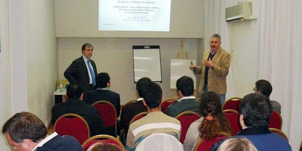 CARSA imparte un seminario sobre Open Innovation en Argentina