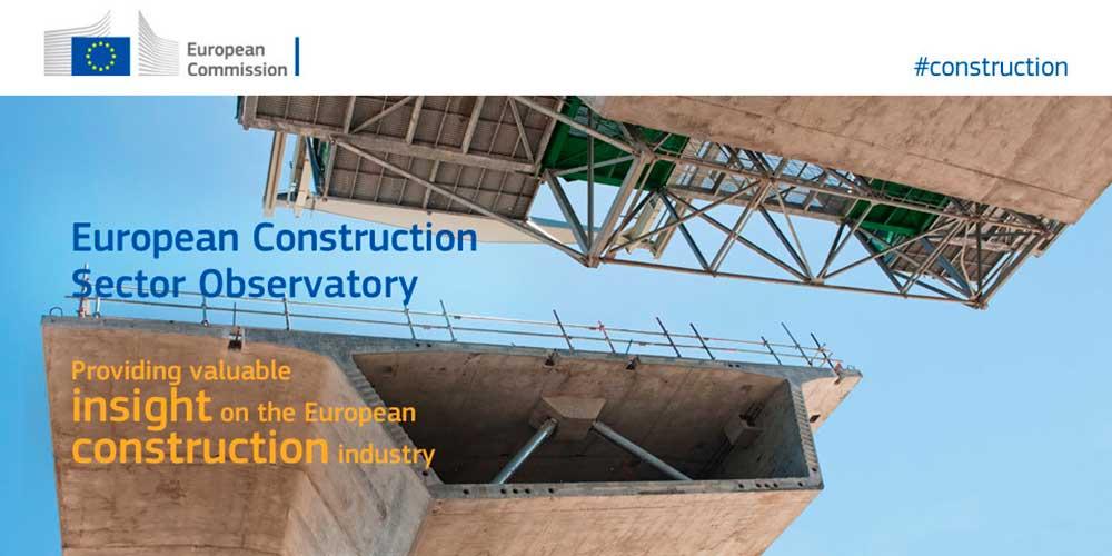 CARSA evalúa el sector de la construcción europea para DG GROW