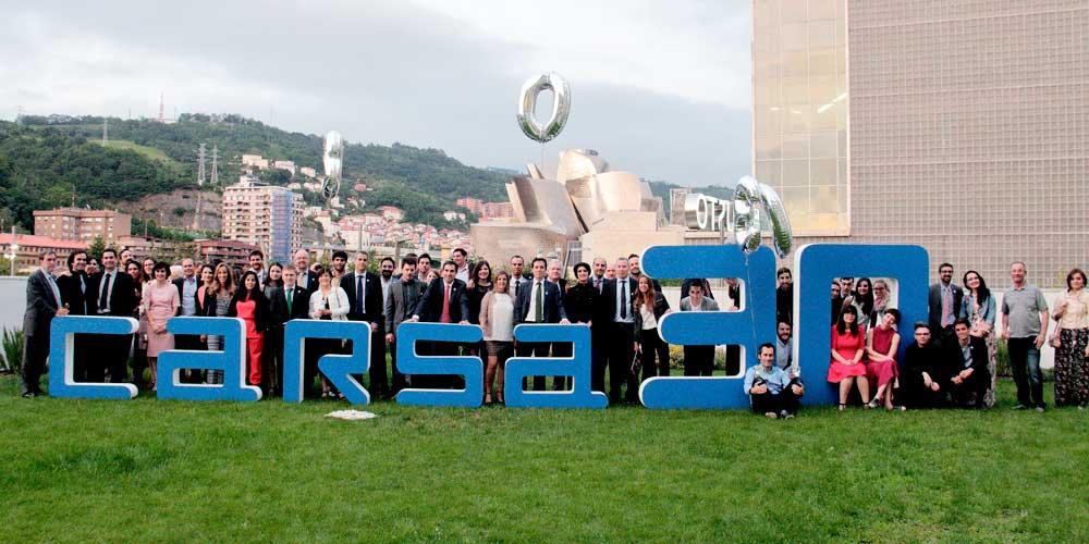 CARSA: 30 años de apuesta por la innovación