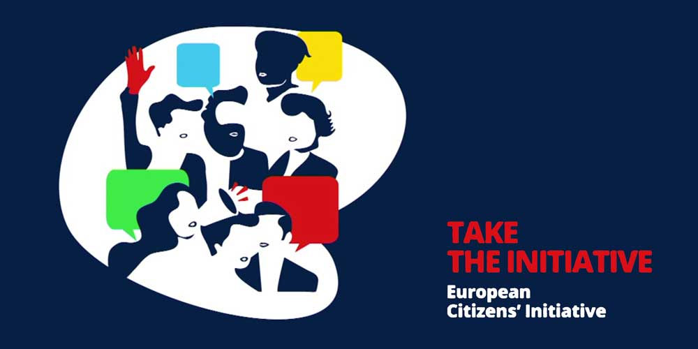 Iniciativa European Citizens'– Plataforma online colaborativa