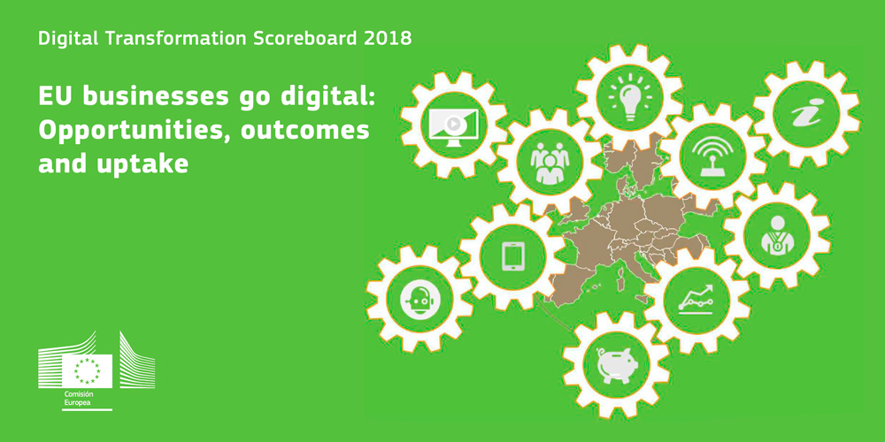 Scoreboard de Transformación Digital 2018