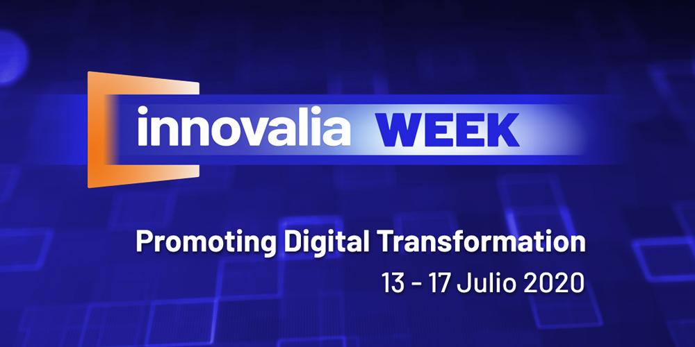 El Grupo Innovalia celebra la 1ª Innovalia Week, presentando las herramientas y soluciones que permiten avanzar hacia una industrial digital y conectada