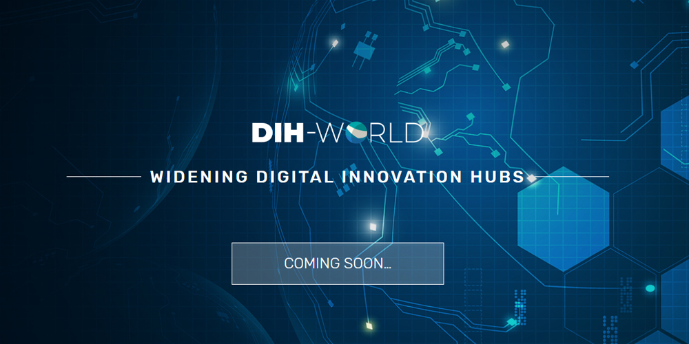 DIH-World kick-off: accelerating the uptake of advanced digital technologies by European manufacturing SMEs